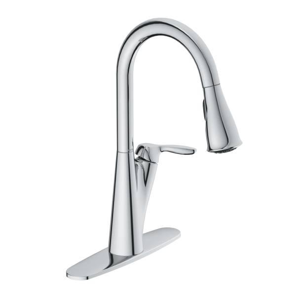 moen bathroom chrome faucet two beautyconseil info low faucets arc handle boardwalk